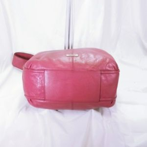 Coach Bags - Coach Avery Hobo Leather Tassel Shoulder Bag